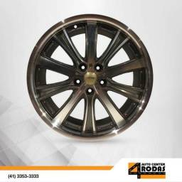 Roda ARO 19 5X112 Zetta Prata/Diamante