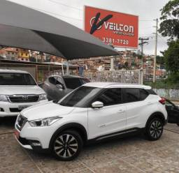 Nissan Kicks 2017 1.6 SL Branco Unico Dono Camera 360 Revisado Start Stop - 2017