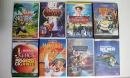 Disney - DVDs de clássicos e filmes
