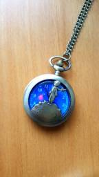 Relógio De Bolso Pequeno Príncipe Antoine de Saint-exupéry