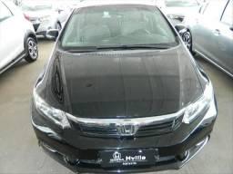 Honda Civic 1.8 Lxl 16v - 2012
