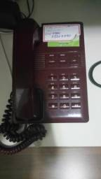 Telefone com fio e sem fio