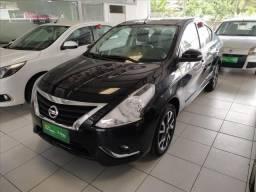 Nissan versa 1.6 16V flex unique 4P xtronic - 2017