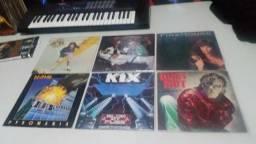 Lp Disco de Vinil de Hard Rock e Heavy Metal, Thrash, Rock n Roll