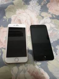 Dois iPhones 6 64gb