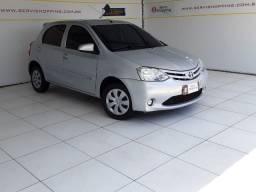Toyota Etios 2015 ( Unico dono ecom 1 anos de garantia *