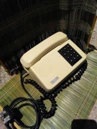 Telefone antigo de tecla