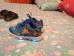 Sapatos nfantil