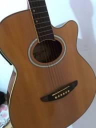 Vendo violão tagima dallas em ótima conservação. Com afinador e captador!