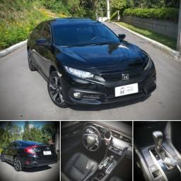 Imperdível!! Lindo Honda Civic Touring 2017 apenas 33 mil km IPVA pago