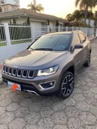 Jeep Compass 2020 Limited Diesel TETO SOLAR