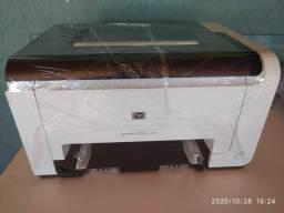 Impressora toner HP CP 1025 COLOR