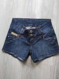 Shorts feminino jens marca Empório 36