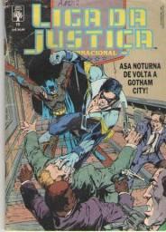 Liga da Justiça - Ed. 15 - 1990 - 84pg - Abril-DC