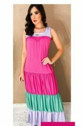 Vestido Color NOVO