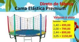 Nacional/ Cama elástica  / Trampolim/ Pula Pula