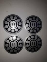 Emblema Scorro Peças Alumínio R$ 150,00