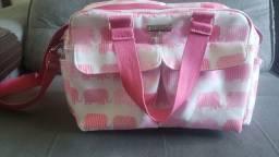 Bolsa maternidade (Master bag baby) Rosa