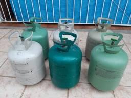 Botijão Gás Refrigerante (Vazio)