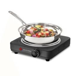 Fogão Elétrico Multilaser Easy Cook 1 Boca 1500W (ENTREGA GRÁTIS)