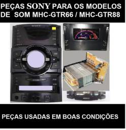 Peças Sony Mhc-Gtr66 / Mhc-Gtr88