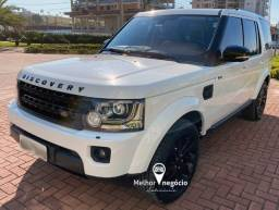 Land Rover Discovery 4 HSE 3.0 4x4 SDV6 Diesel Aut. Branca