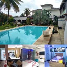720M2, 2 lotes, Itaipu, casa ampla, 5 quartos,