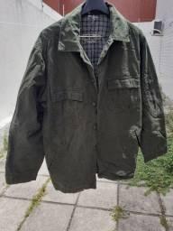 """Jaqueta longa masculina """"M"""""""