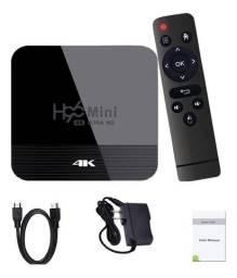 Tv Box H96 4k mini, Android 9.0, 2gb, 16 Gb