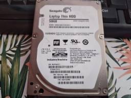 HD pra notebook 500 GB semi novo com 30 jogos de Ps2 ou 20 de xbox360 vc escolhe