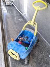 Carrinho bandeirantes smart pedal e passeio