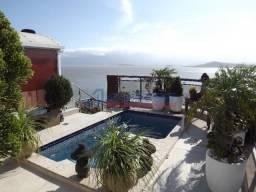 Loft à venda com 3 dormitórios em Coqueiros, Florianopolis cod:15385