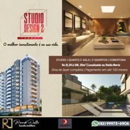 Lançamento Delman - Studio Design Tannat - Jatiúca pague em até 100x