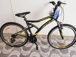 Bicicleta caloi zero