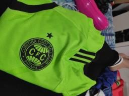 Camisa Coritiba Treino Adidas - Masculino Tam: P
