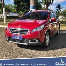 2008 2016/2017 1.6 16V FLEX ALLURE 4P AUTOMÁTICO
