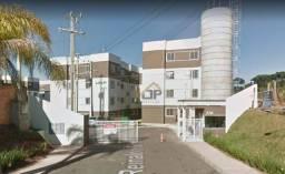 Apartamento com 2 dormitórios à venda, 41 m² por R$ 109.000,00 - Jardim Iruama - Campo Lar