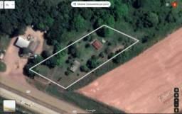 Área no distrito industrial à venda, 11000 m² por R$ 2.000.000
