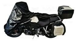 Capa para moto Big Trail XXL