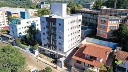 Apartamento com 2 dormitórios sendo 1 suíte para alugar, 69 m² por R$ 1.350/mês - Flor da