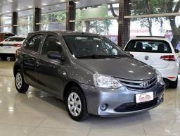 Toyota Etios 1.3 X HATCH 4P FLEX MEC