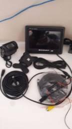 Camera de videos para caminhões ou onibus