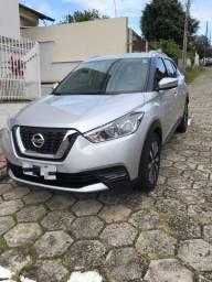 Nissan kicks SV ano 2018 único dono