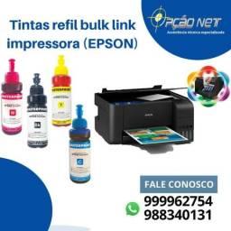 Tinta Refil para Impressora Epson Bulk Ink comprar usado  Fortaleza