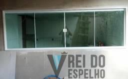Janela vidro temperado promoção comprar usado  Vila Velha