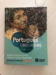 Livro - Português e linguagens - Willian Roberto Cereja e Thereza Cochar Magalhães