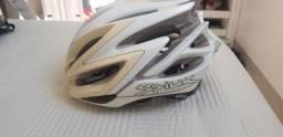 Vendo capacete original marca Spilk tamanho P