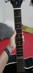 Violão elétrico profissional Tagima acoustic