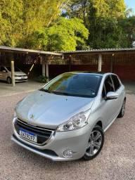 Peugeot 208 1.6 Top De Linha - Impecável - Baixa Km
