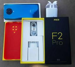 Xiaomi Poco F2 Pro 5G Snapdragon 865 (Aceito troca)